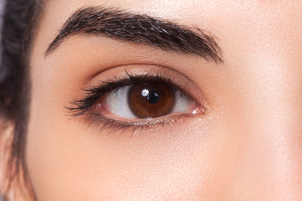 Angular eyebrows, eyebrow shaping, microblading, microstroking, eyebrow embroidery