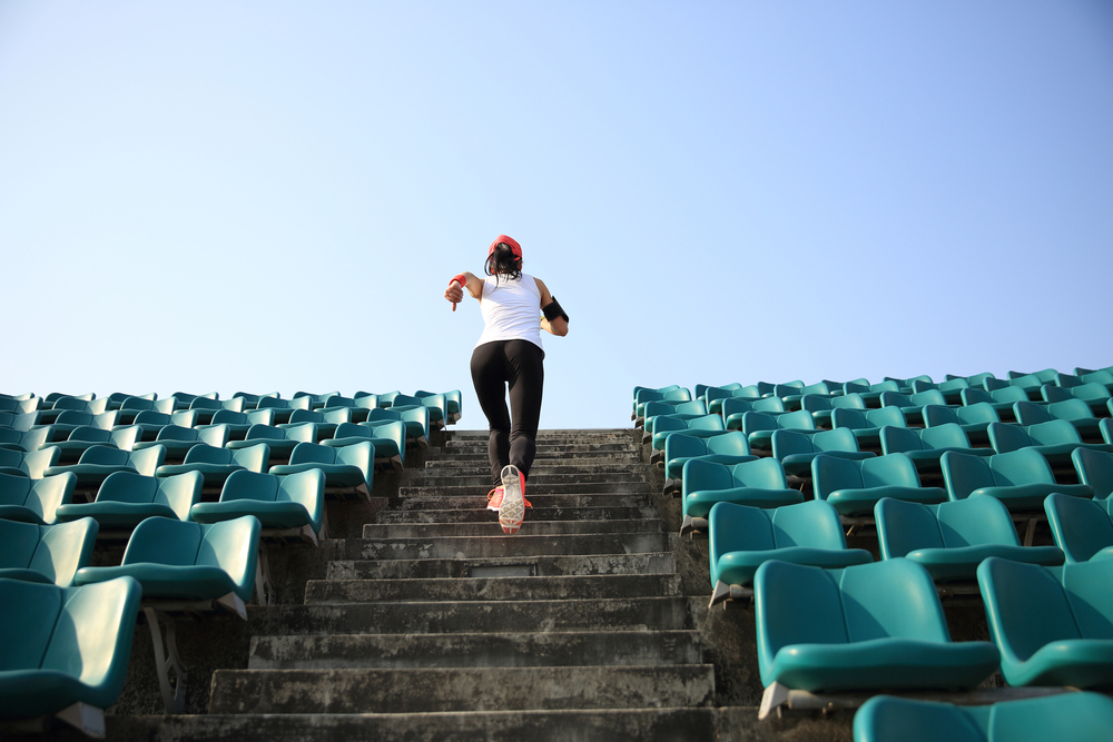 Athlete Stairs