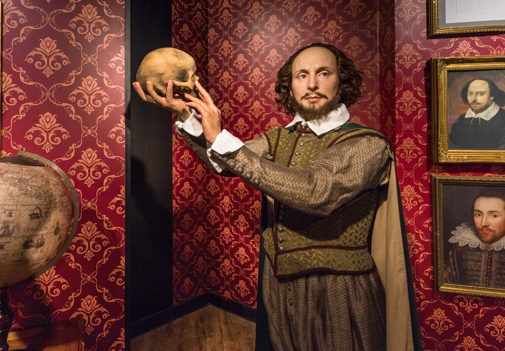 Shakespeare World Poetry Day
