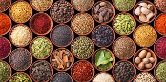 Spices, antioxidants, daniel petre