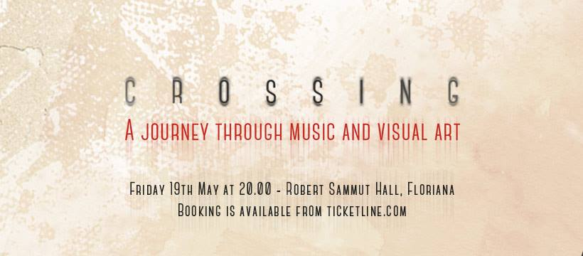 Crossing, Music, Visual arts