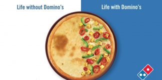 Domiino's Malta, pizza